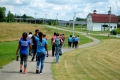 Teen Chefs take a field trip to the Chatham University Eden Hall Farm
