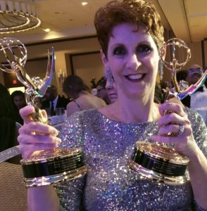 Gina Catanzarite 2018 Emmy Award Winner