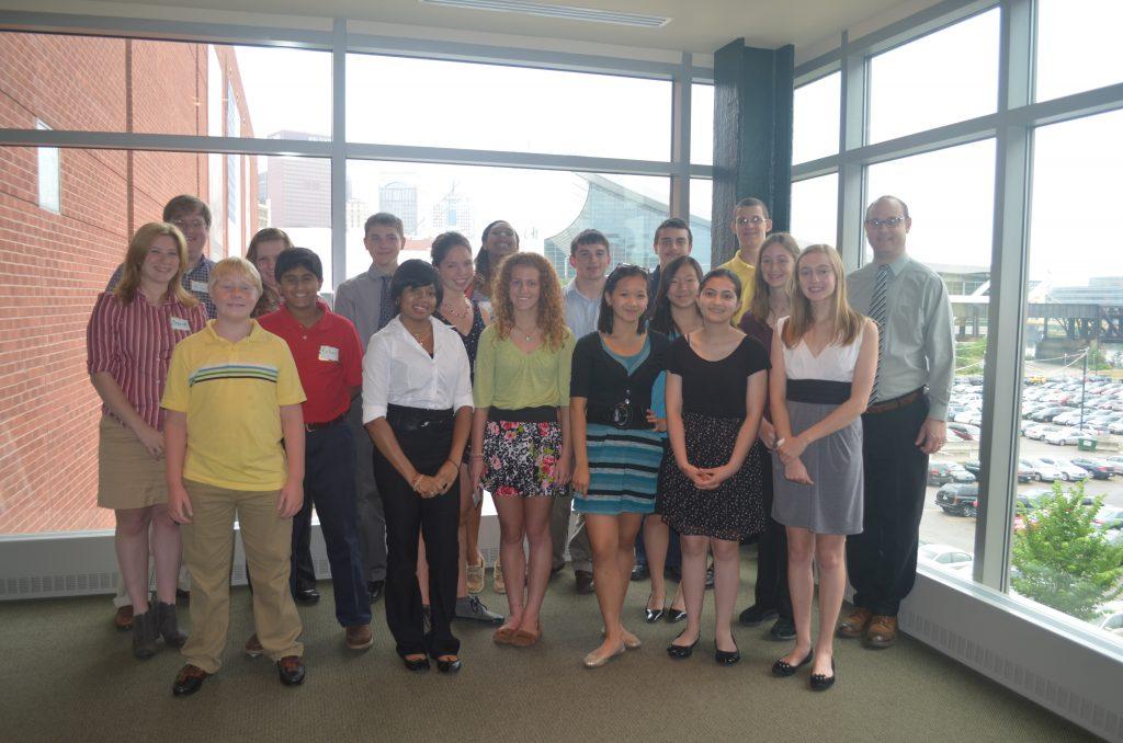 2012 Teen Ambassadors