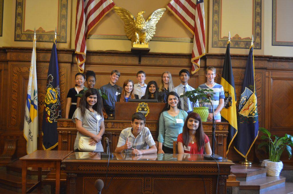 2015 Teen Ambassadors