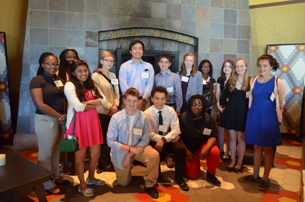 2016 Teen Ambassadors