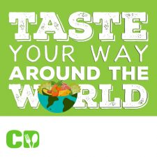 Camp Delicious - taste your way around the world