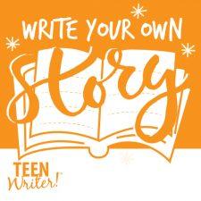 Lumos May 2019 Teen Writer Camp