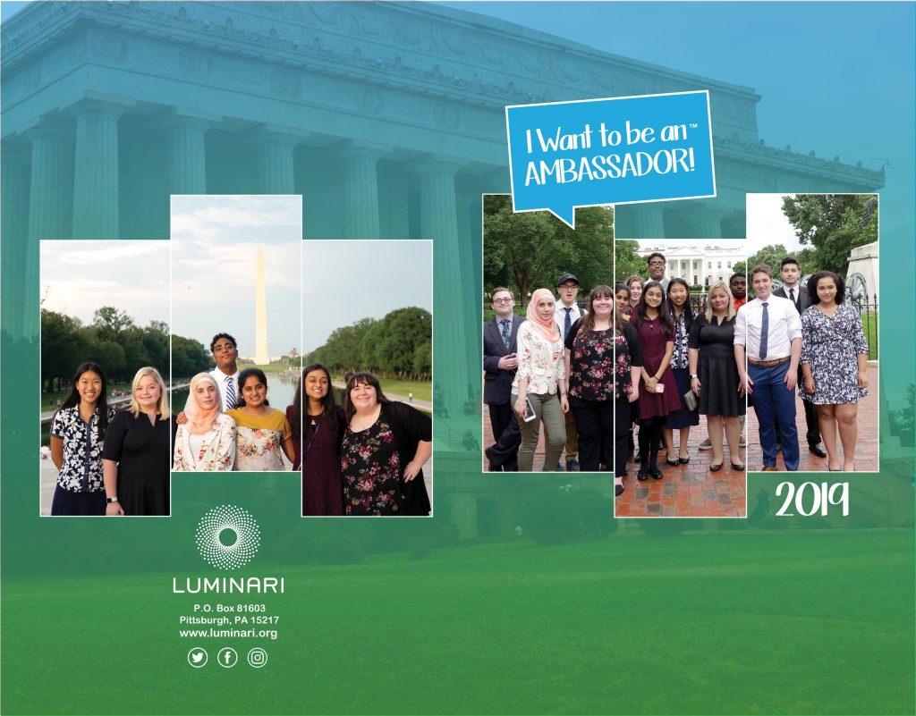 I Want to be an Ambassador! Camp 2019 Souvenir Book