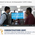 2019 I Want to be an Ambassador! Video