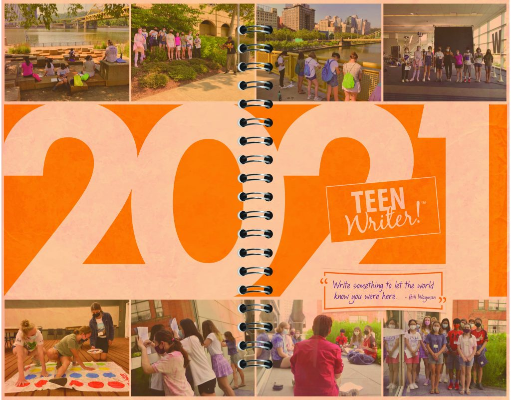 2021 Teen Writer! Souvenir Book